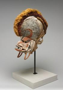 Malagan Masks, 19th century
