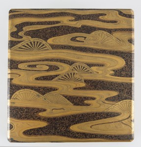 Suzuri-bako (writing case), late 17th–early 18th century, 1925.12