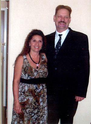 Boye and Sue Ainslie