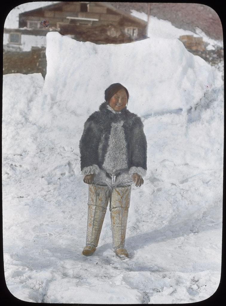 Ah-nee-nah, North Greenland