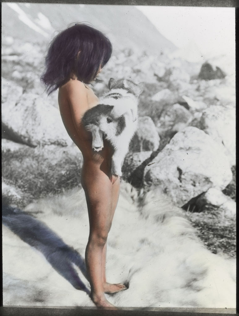Megipsu naked