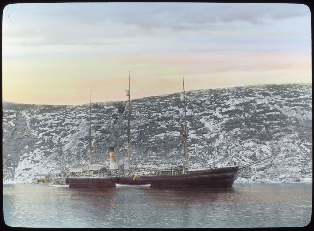DIANA at Battle Harbor