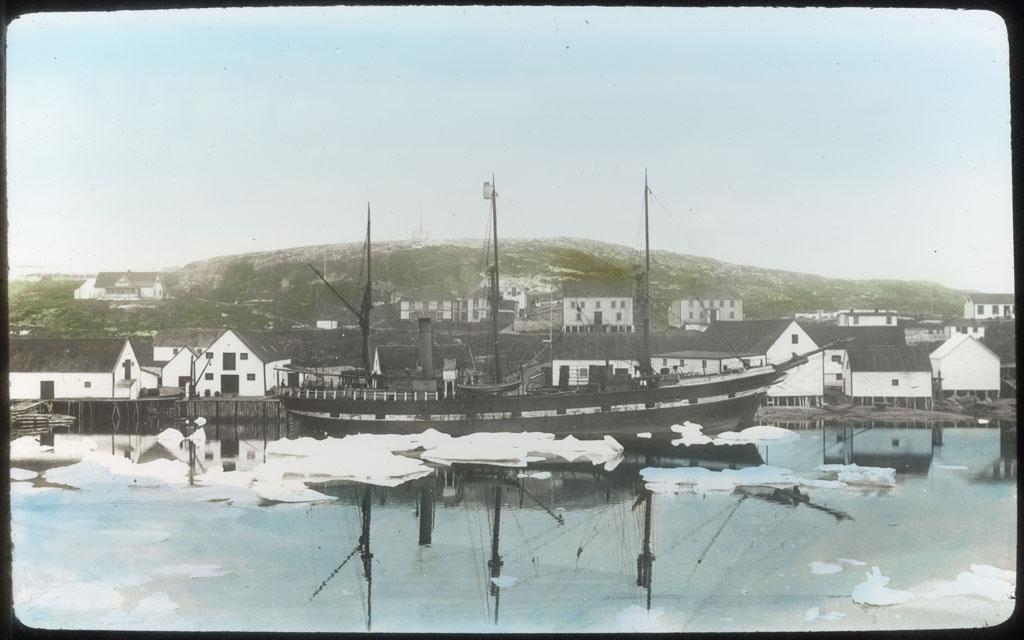 ERIK at Battle Harbor