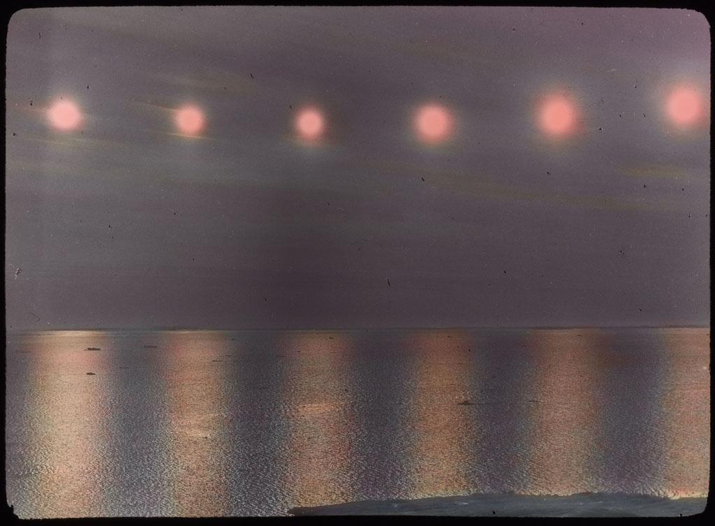 Six suns