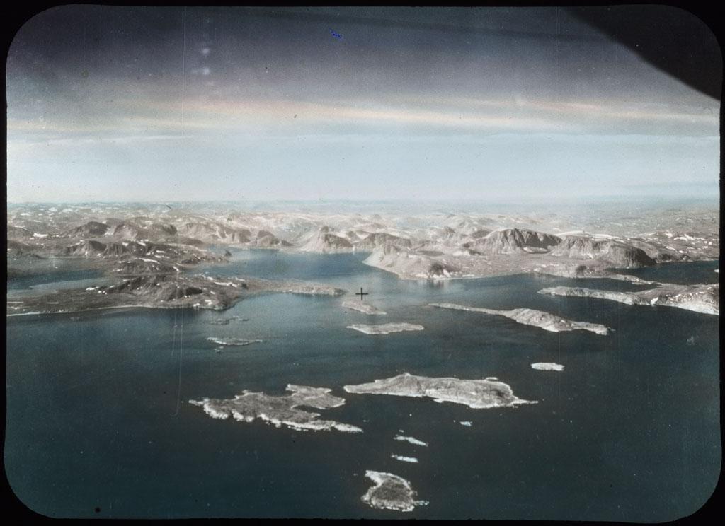 Islands off the Labrador Coast