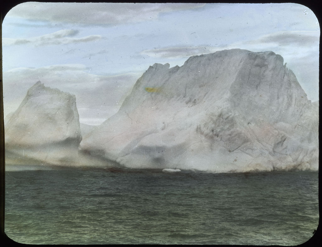 Iceberg off the Labrador