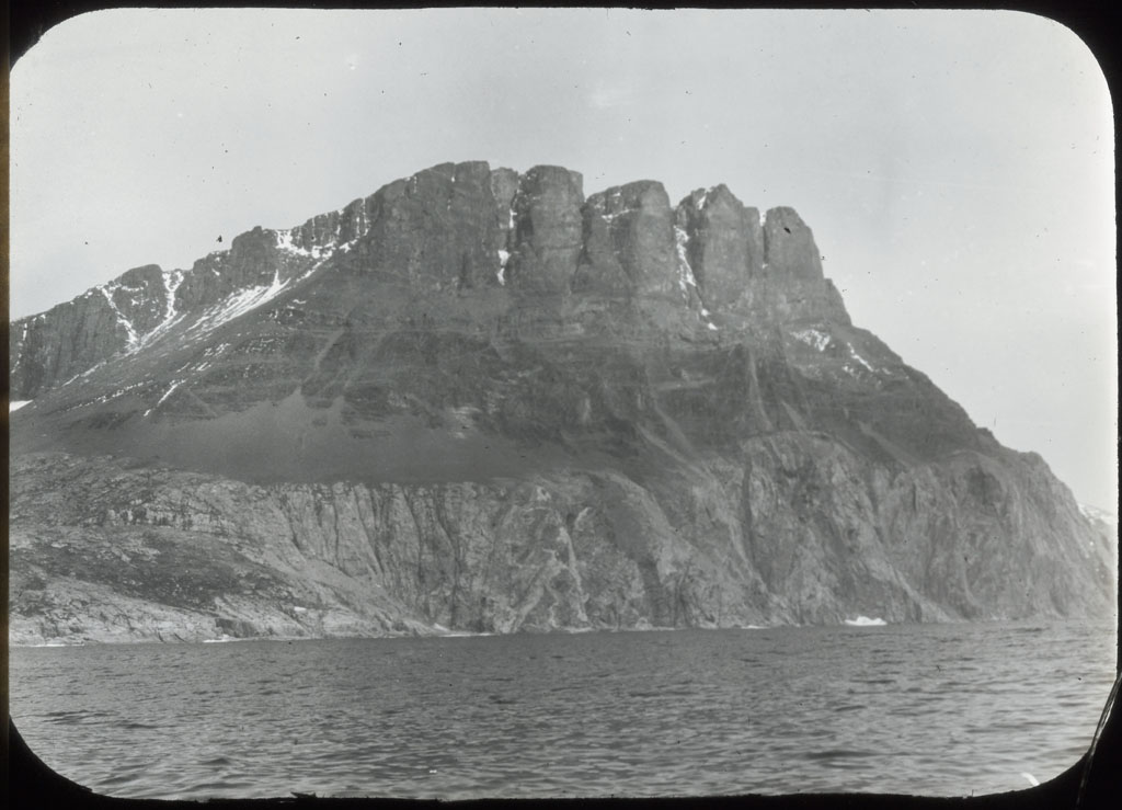Donald Baxter MacMillan; Kiglipait, Labrador; image; silver gelatin on glass; 10.16 cm x 8.26 cm x 0.64 cm (4 in. x 3 1/4 in. x 1/4 in.); TGM; North America
