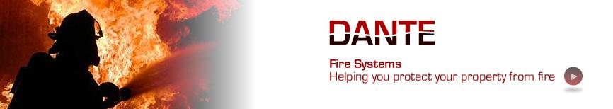 dante fire