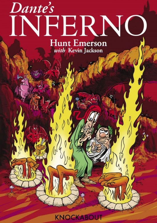 hunt emerson dante s inferno dante today citings  emerson inferno cover ""