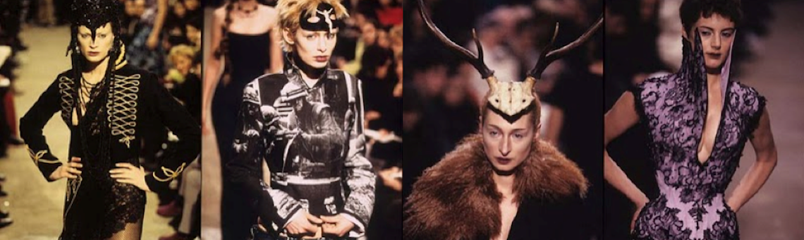 "Alexander McQueen's ""Dante"" Collection, 1996 - Dante Today"
