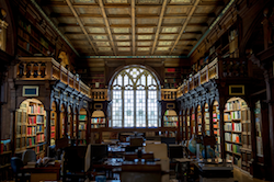 in-search-of-oxford-bodleian-library