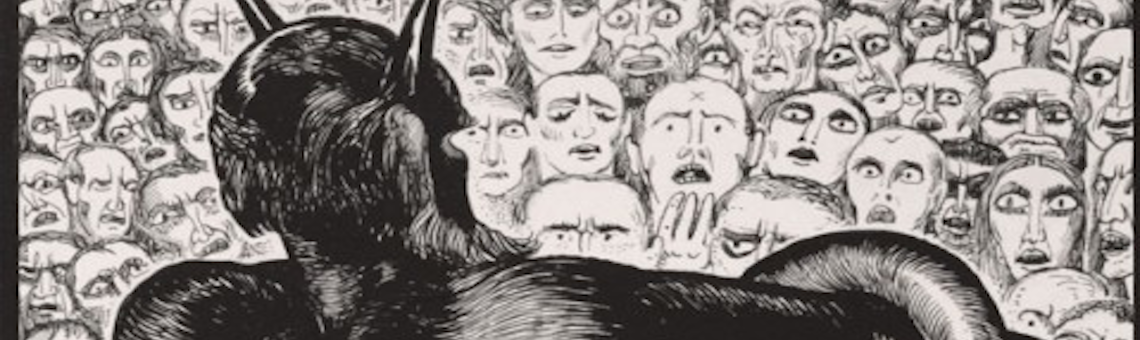 Alberto Martini's Haunting Illustrations of Dante's Divine Comedy (1901-1944)