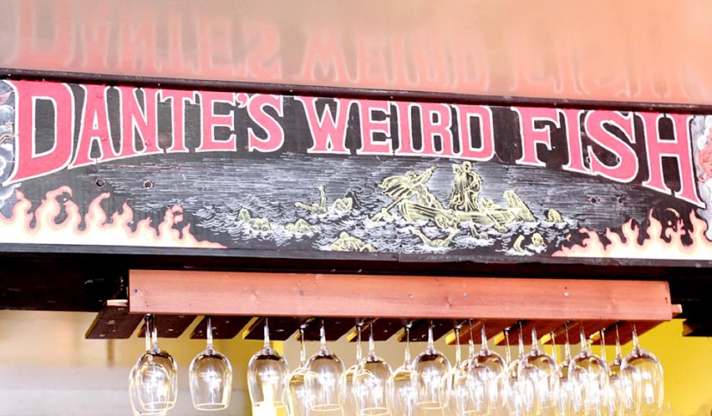 dantes-weird-fish