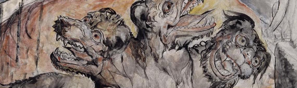 """Alberto Manguel, """"Dante's Dogs"""""""