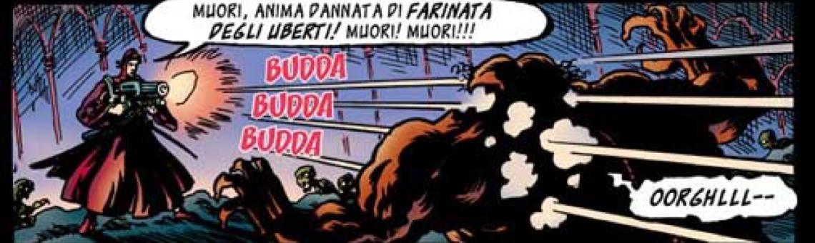 <em>Dante II, Ritorno all&#8217;Inferno</em>, Fratelli Mattioli