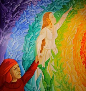 Beatrice-Dante-Mural-SMC-California-Ellen-Silva