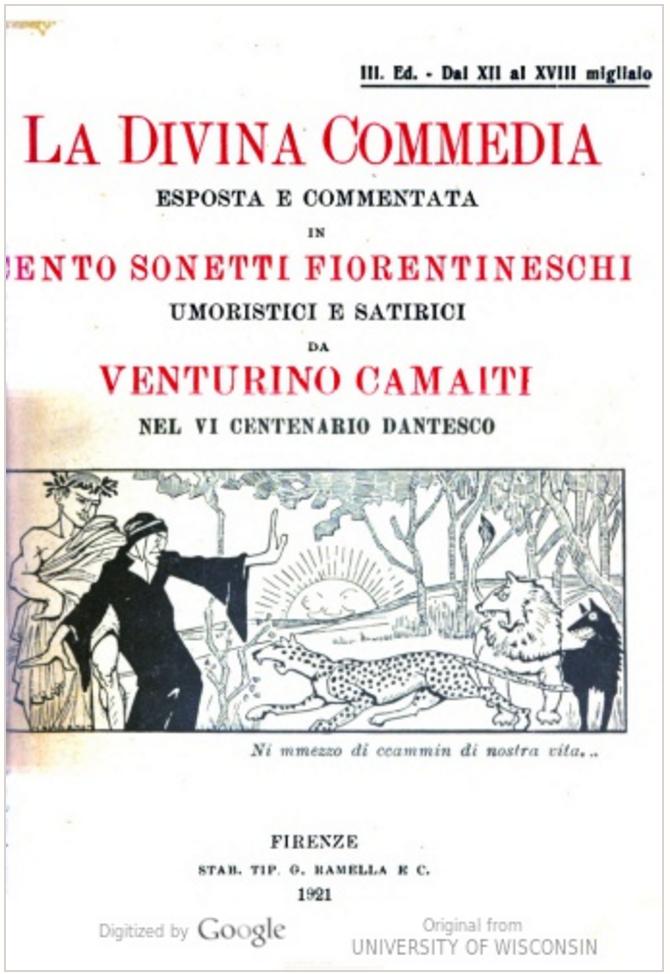 Venturino-Camaiti-Divine-Comedy-100-Sonetti-Fiorentineschi