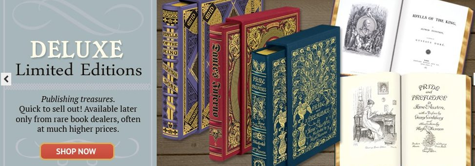 Inferno edition by Easton Press