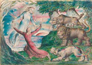 Blake-Three-Beasts-Harrison-Mad-Hell-Santagata-Dante-Story-Life-NYRB