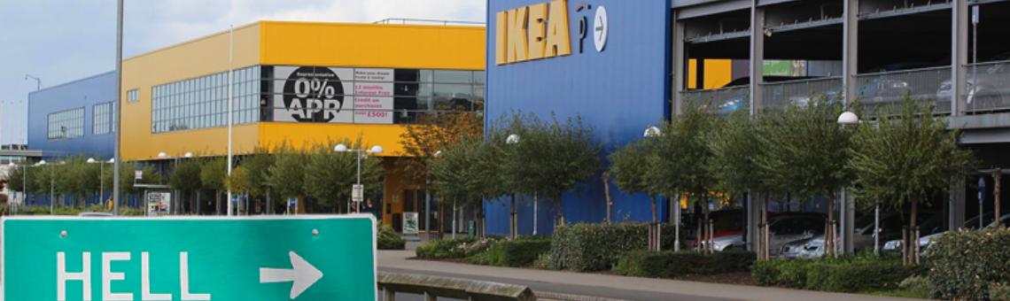 The Tenth Circle: IKEA
