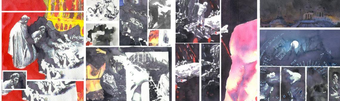 Donald Newman Illustrations of The <em>Inferno</em> (2004)