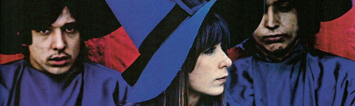 Os Mutantes, <em>A Divina Comédia (ou Ando Meio Desligado)</em> (Polydor, 1970)
