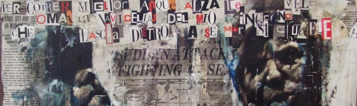 Guy Denning&#8217;s Oil Painting Series on the <em>Commedia</em>