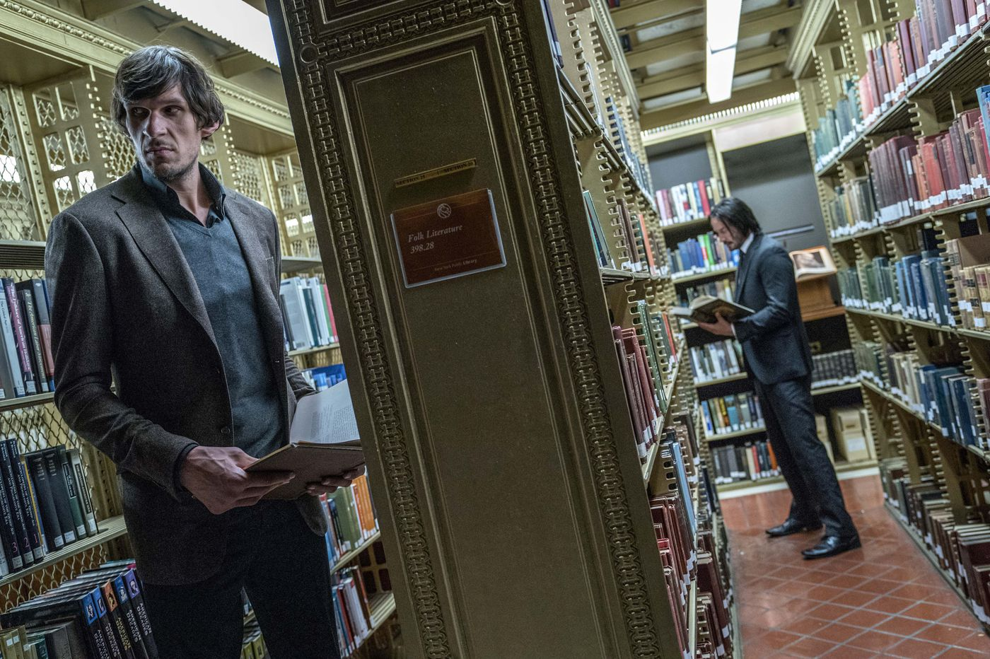 John-Wick-Three-Parabellum-Library