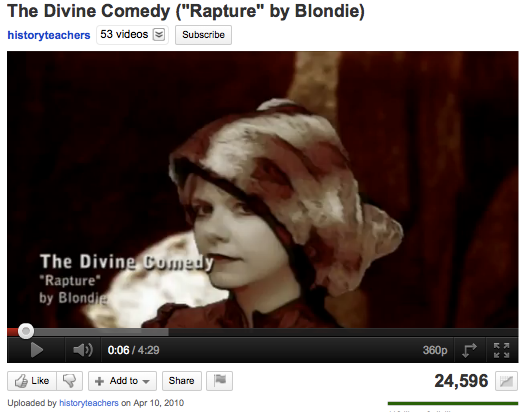 historyteachers-the-divine-comedy-blondie-rapture