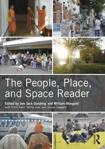 The People, Place, and Space Reader. 2014. Routledge.