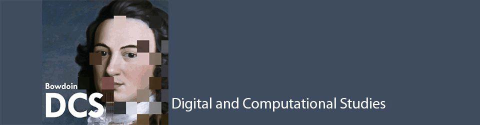 Digital and Computational Studies Blog