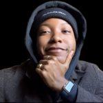 A portrait of the Emerging Technology Lab's website developer, Ya'Kuana Davis