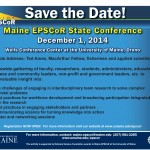 EPSCoR State Conf 2014 Save the Date December FINAL.indd