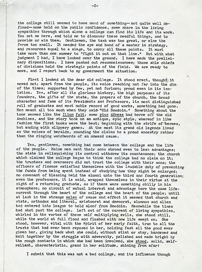 Joshua Chamberlain's Inaugural Address - sc1-page-2