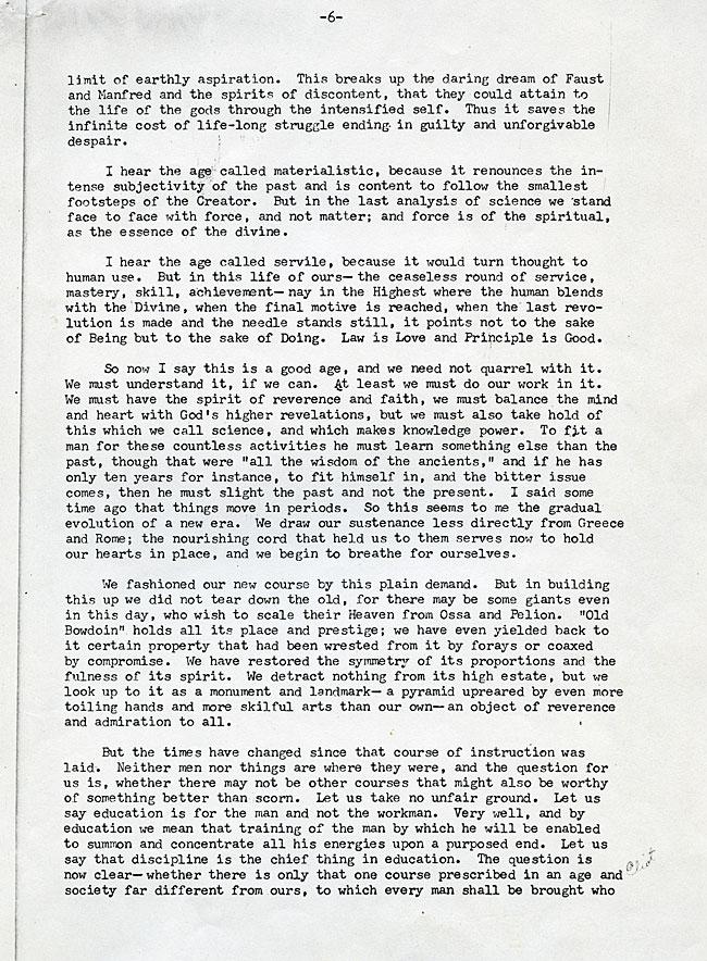 Joshua Chamberlain's Inaugural Address - sc1-page-6