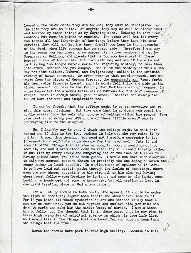 Joshua Chamberlain's Inaugural Address - sc1-page-8