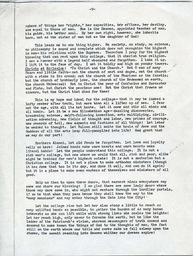 Joshua Chamberlain's Inaugural Address - sc1-page-9