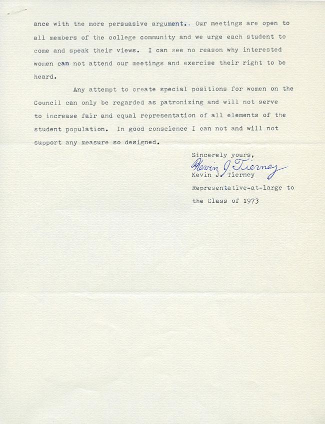 AK27.2b - Kevin Tierney Letter