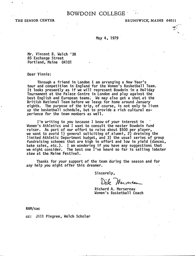 JH59.2 - Letter from Dick Mersereau