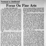 SW33.1 - Orient: Focus on Fine Arts