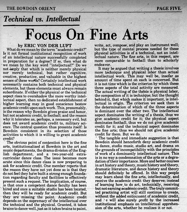 SW33.1 - Orient: Focus on Fine Arts