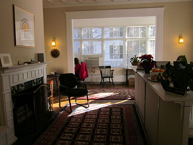 Society of Bowdoin Women: Kate Douglas Wiggin Room in 2011 - sc-5