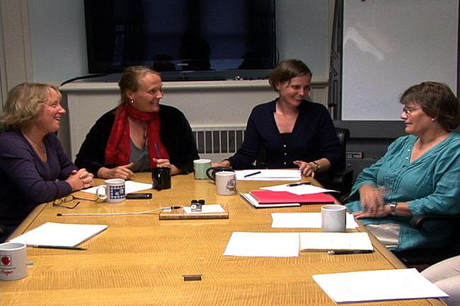 Women's Resource Center Focus Group