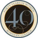 40 Years of women at Bowdoin