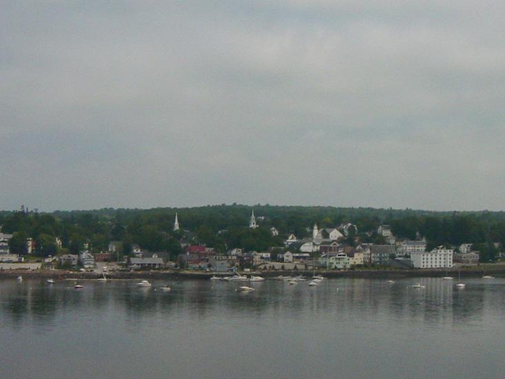 Bucksport, Maine.