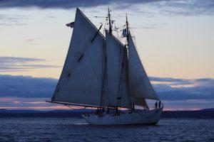 maine maritime academy schooner bowdoin