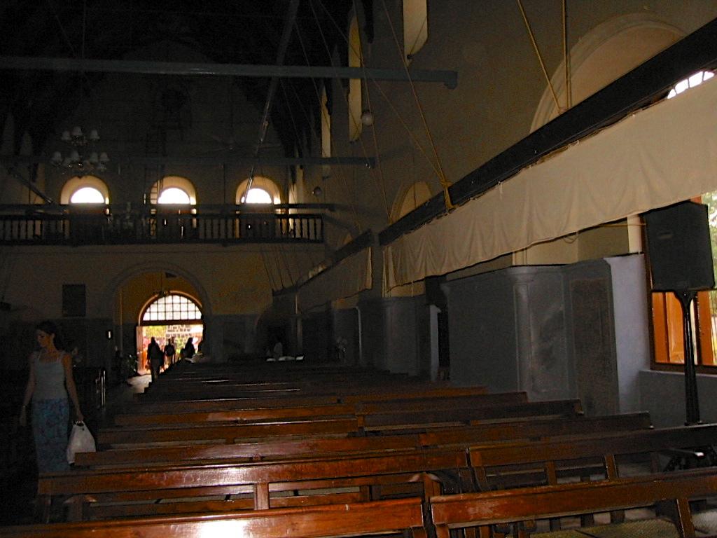 St. Francis at Cochin