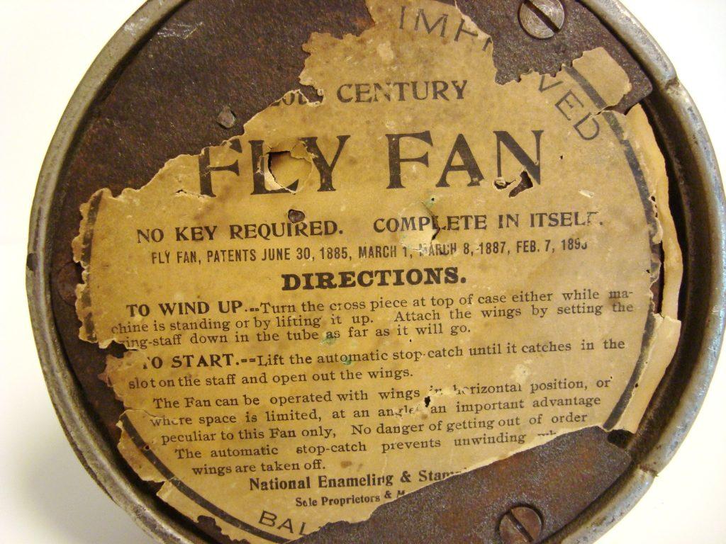Auto Fly Fan 1885