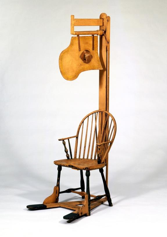 George Washington's Fan Chair