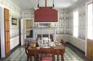 Magnolia Mound Plantation - Dining Room